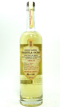 TEQUILA OCHO ANEJO SINGLE BARREL
