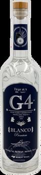 G4 Blanco Tequila 750ml