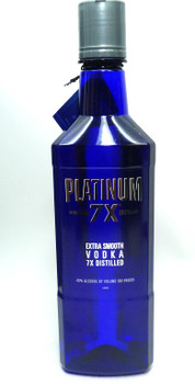 PLATINUM 7X VODKA 750ml
