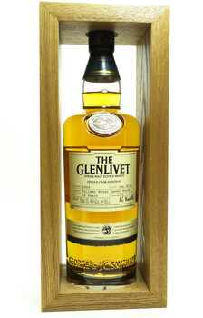 GLENLIVET 14 YEARS PULLMAN WATER LEVEL ROUTE WHISKY