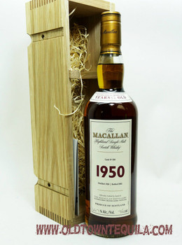 The Macallan 1950