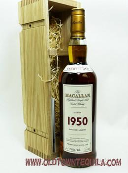 The Macallan 1950