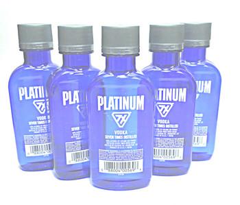 PLATINUM 7X Vodka 5X100ML