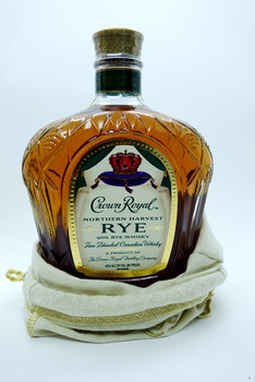 CROWN ROYAL RYE WHISKEY