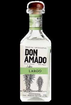 DON AMADO MEZCAL LARGO new bt