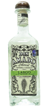 DON AMADO MEZCAL LARGO older bt