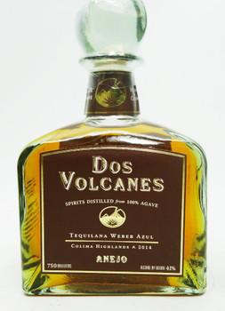 Dos Volcanes Anejo