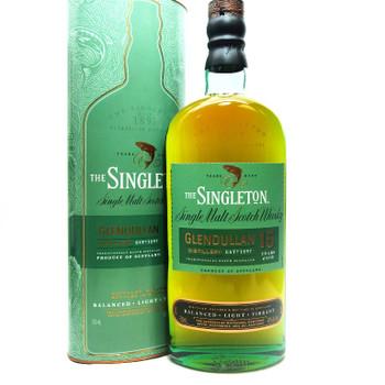 SINGLETON SCOTCH SINGLE MALT 15YR WHISKY