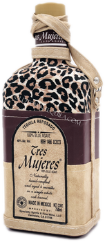 Tequila Tres Mujeres Reposado 750ml