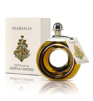 Marolo Liquor of Grappa and Chamomile Foro