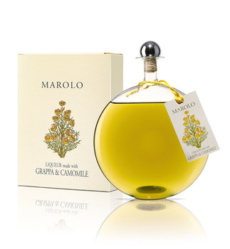 Marolo Liquor of Grappa and Chamomile Moon