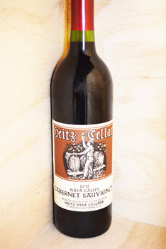 HEITZ CELLER CABERNET WINE