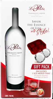 La Pinta Pomegranate Tequila 2019 Gift Set