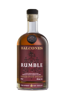 Balcones Rumble Bourbon