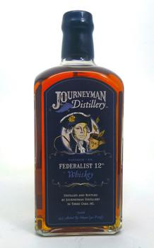 Journeyman Distillery Federalist 12th Rye Whiskey