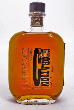 Jefferson's Chef's Collaboration Bourbon-Rye Blended Whiskey