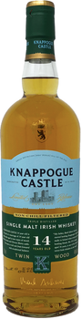 Knappogue Castle Twin Wood 14 Year Old Single Malt