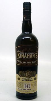 Whiskey, Irish Single Malt - Lord Lieutenant Kinahan's