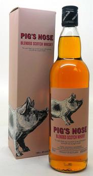 Whisky, Scotch Blended - Pig's Nose