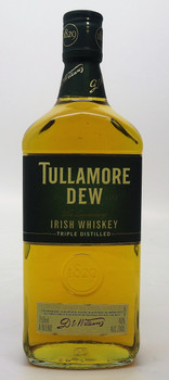 Tullamore Dew Irish Whiskey Distilled