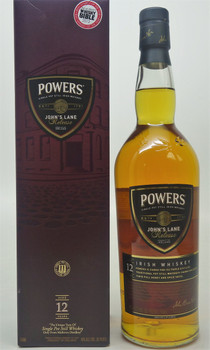 Powers John Lane 12 Year Old Irish Whiskey