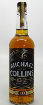 Michael Collins Single Malt 10 years Irish Whiskey