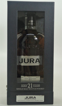 Jura 21 years Single Malt Scotch Whisky