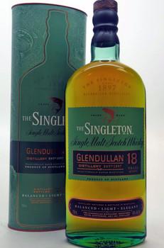 Glendullan The Singleton 18 years Single Malt Scotch Whisky