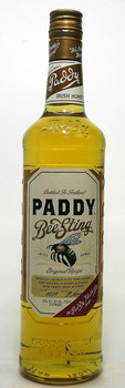 Paddy Flaherty Bee Stings Irish Whiskey