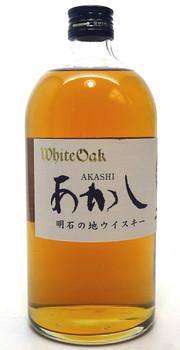 White Oak AKASHI Japanese Whisky