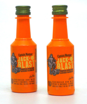 Captain Morgan Jack-O Blast Pumpkin Spiced Rum