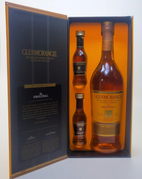 GLENMORANGIE Whisky The Pioneer Box Set