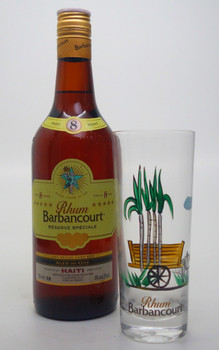 Barbancourt Rhum Gift Set