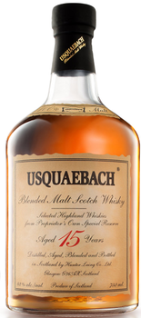 Usquaebach 15-Year Blended Malt Scotch Whisky