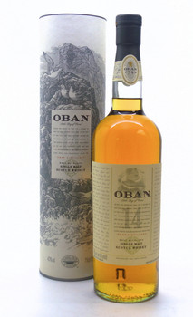 Oban Scotch Malt Whisky