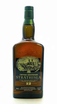 Chivas Bro Strathisla 12 Year Scotch