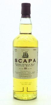 SCAPA 10 Year Orkney Single Malt Scotch Whisky