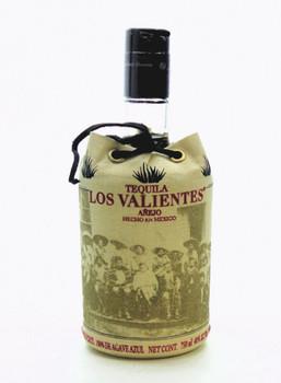 Tequila Los Valientes Añejo N0M 1463 CRT