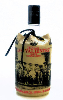 Tequila Los Valientes Silver N0M 1463 CRT