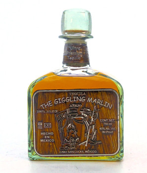 The Giggling Marlin Añejo Tequila