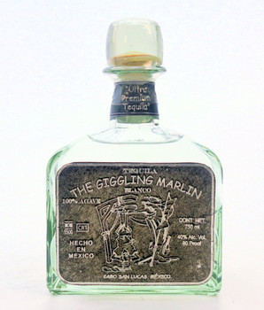 The Giggling Marlin Blanco Tequila
