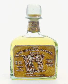 The Giggling Marlin Reposado Tequila