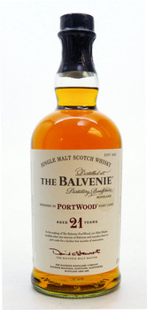 The Balvenie Portwood 21 Year Old Single Malt Whisky