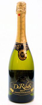 DeRibas Brut Sparkling Wine