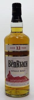 BenRiach Single Malt Scotch Whisky 12