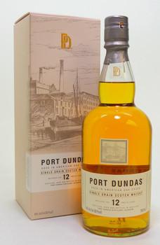 Port Dundas Single Grain 12 years