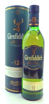 Glenfiddich Single Malt 12 years
