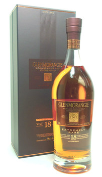 Glenmorangie 18 years Single Malt