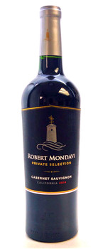 Robert Mondavi Private Selection Cabernet Sauvignon 2014