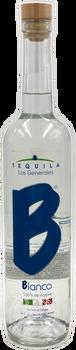 Los Generales Tequila Blanco 750ml
